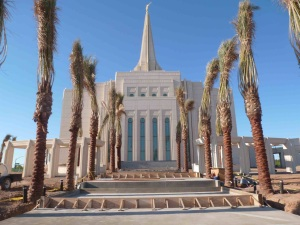 Quality And Inspiration Drive Construction At Gilbert Temple