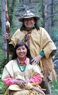 Ezekial Sanchez, With His Wife, Pauline, Has Lived A Life Of Service To Young People And Their Families. In Honor Of His 70th Birthday This Year, Family And Friends Are Finding Ways To Give Back And To Support Ezekial's Dream. Photo Courtesy Of Anasazi Foundation