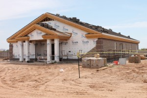 The Combs High School Seminary building located at Kenworthy and Germann in San Tan Valley will be home to the first release-time seminary classes to be held in this area. Photo by Stacy Johnson.