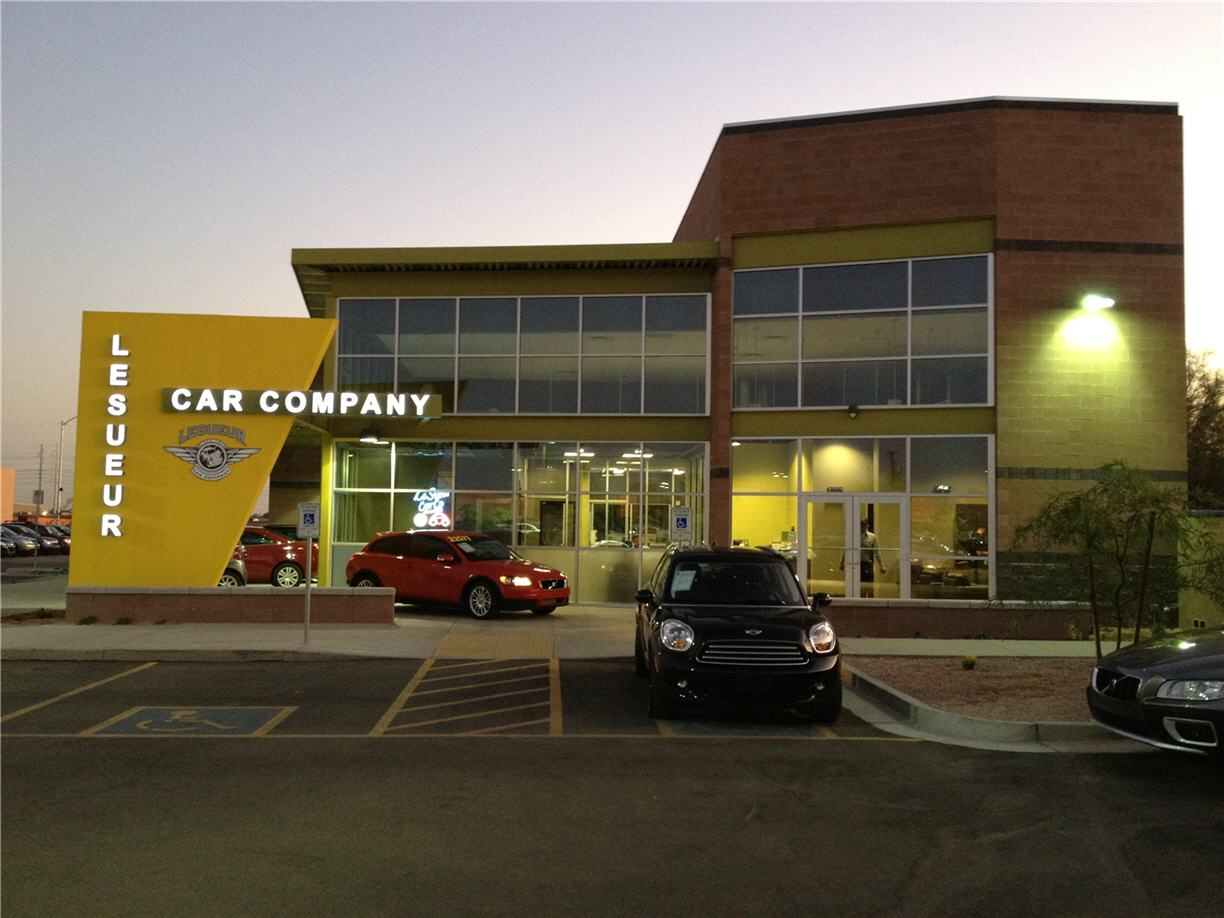 LeSueur Car Company, With 38 Years In The Same Location, Offers A Customer-friendly, Fun And Worry-free Car-buying And Car-care Experience. Photo Provided By LeSueur Car Company