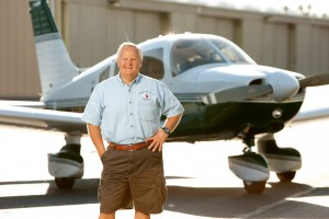 Paul S. Rowley, founding partner of Rowley Chapman & Barney, Ltd, has created a strong legal practice, while focusing on community service as well, including serving as a volunteer with the Maricopa County Sheriff's Divers Posse and pilot for Flights for Life and the Flying Samaritans. Photo courtesy Rowley Chapman & Barney Ltd.