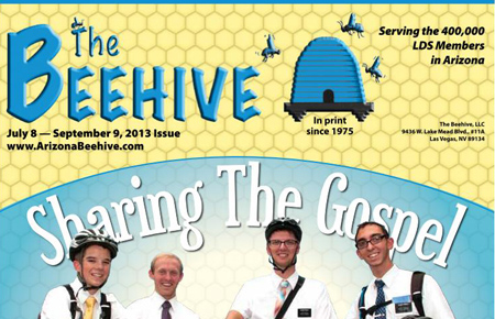 Beehive July 2013 Featured Slideshow