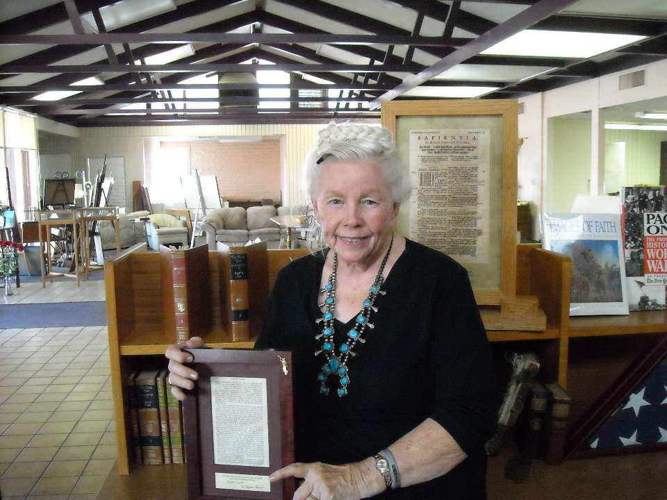 Mesa Member Continues To Share Gospel At 90 Years Of Age