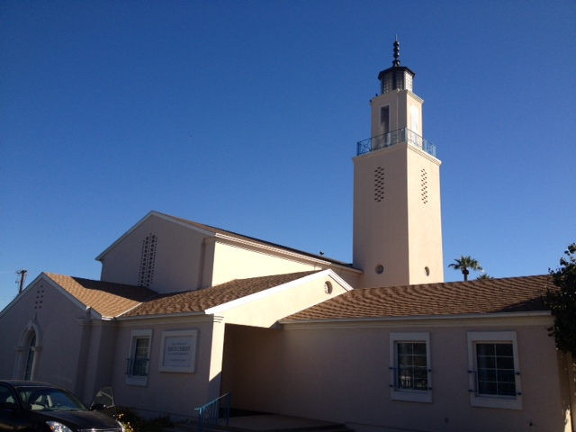 An Public Open House Was Held To Mark The 75th Anniversary Of The Third Ward Building In Phoenix, The Oldest In-use Latter-day Saint Meetinghouse In The Metro Area. Photo By C. W. Ross