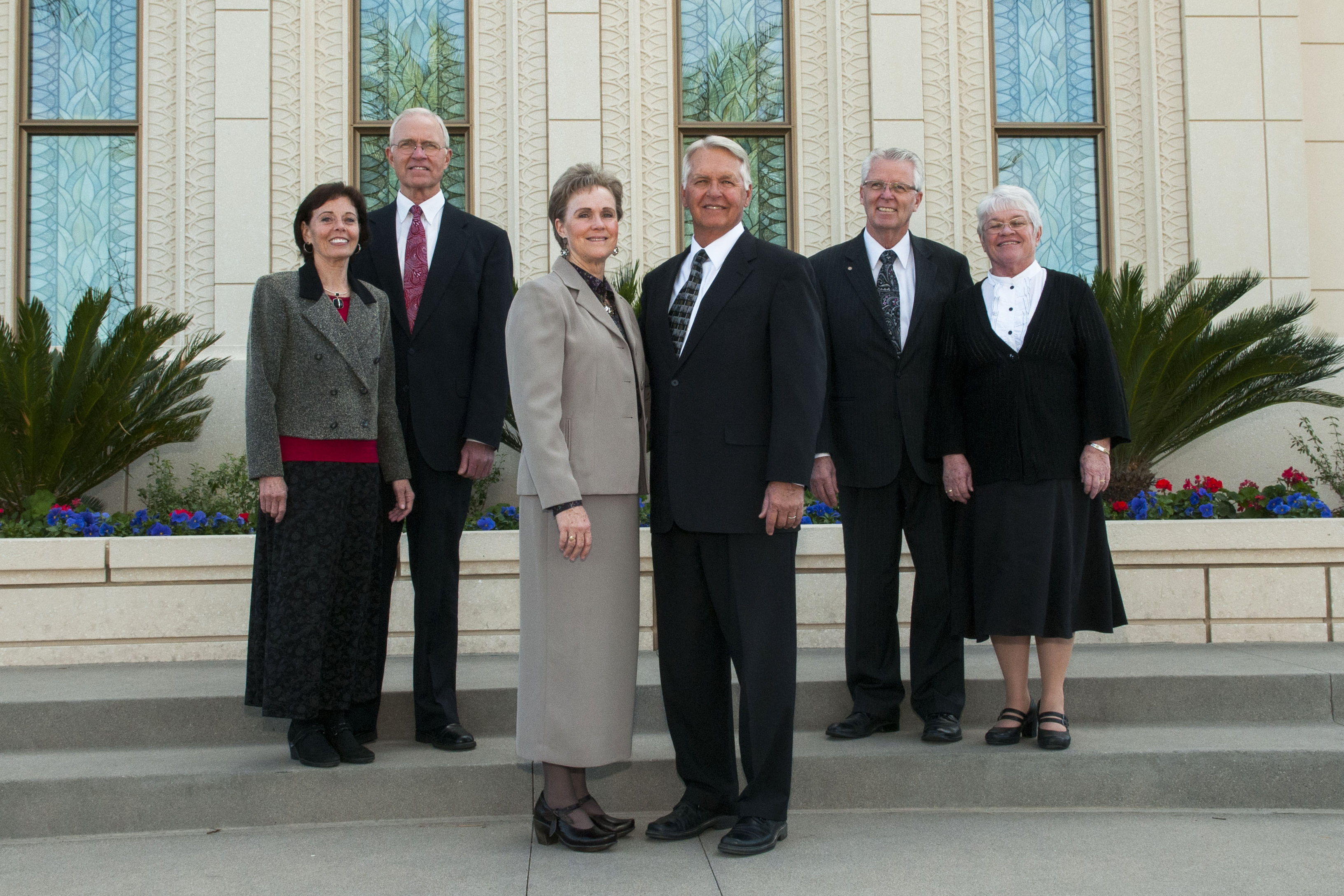 New Gilbert Temple Presidency Leads With Love And Dedication