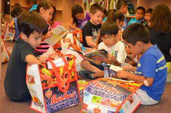 BYU Alumni Groups Support Read On Arizona Program