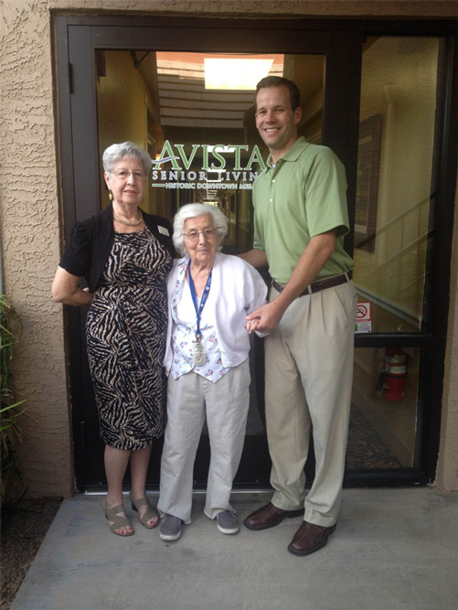 "A Unique Assisted Living Alternative, LDS-owned Avista Senior Living Offers a Caring ""Vista"""