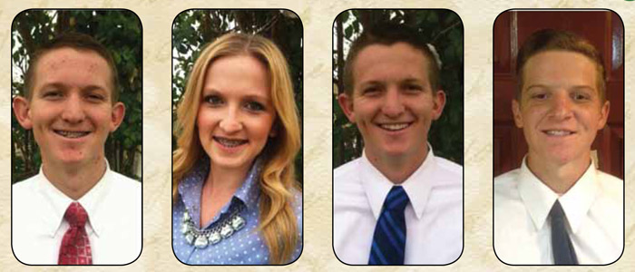 Four Siblings Serve Missions Simultaneously