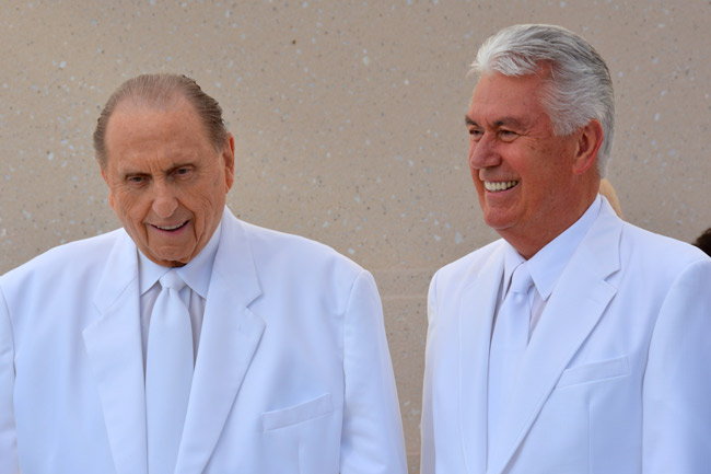 President Monson Dedicates Phoenix Temple And Presides Over Cultural Celebration