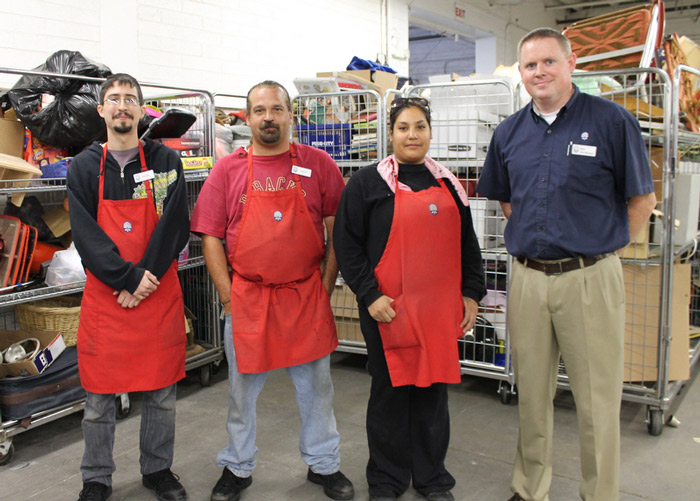 "Deseret Industries Offers A ""Thrifty"" Way To Self-Reliance"