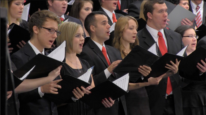 Voices Of Christmas To Present Free, Christ-centered Concert At Mesa Arts Center
