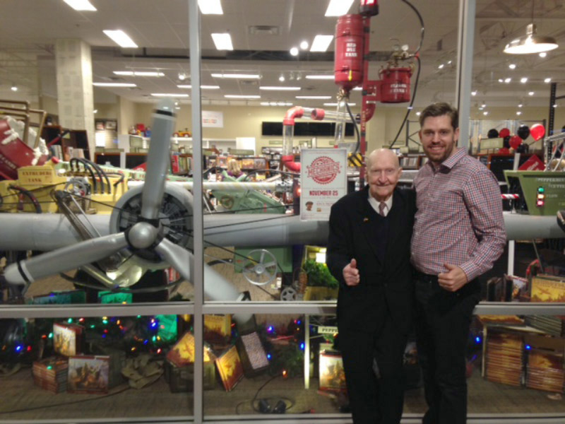 """From Candy Bomber To """"Meet The Mormons"""""""