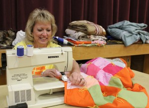 The East Kimball Quilters are on a Mission of Love