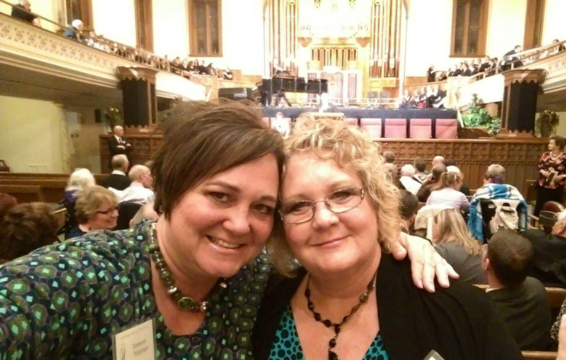 Winners Of Church Music Competition Hear Song Performed At Temple Square