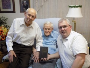 Book of Mormon Returned to Missionary's Family Sixty Years Later