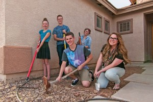 Arizona Young Men and Young Women Respond to 2015 Theme to Embark in the Service of God