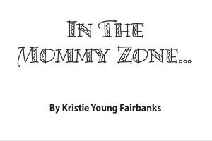 In The Mommy Zone – It's Hard To Say Goodbye…..