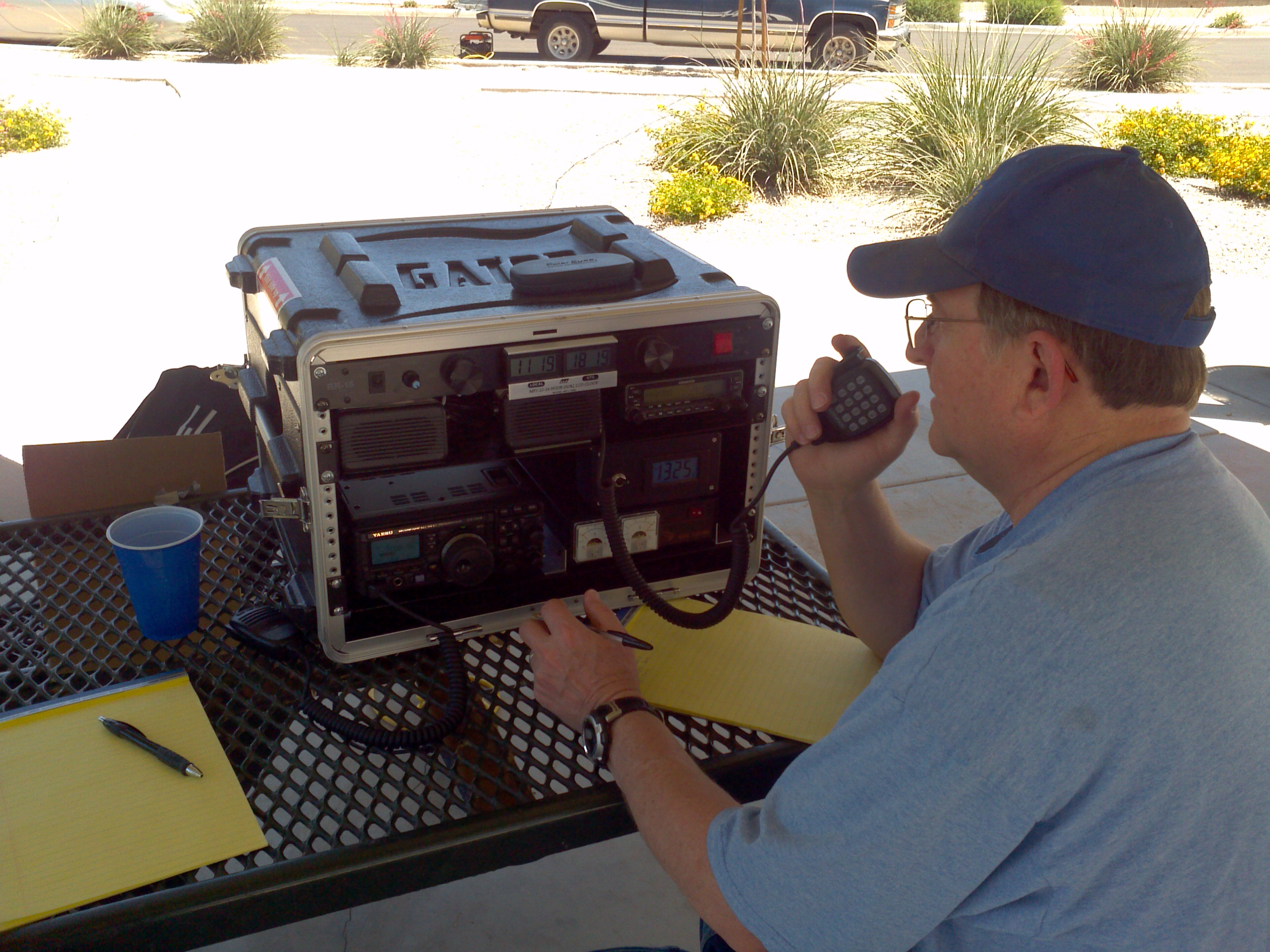 Stake Members Become Radio Savvy As Part Of Their Emergency Response Plan