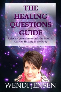 The Healing Questions Guide, by Wendi Jensen, offers answers and alternatives for many who haven't been able to find solutions for their health challenges.