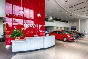 The new, world-class Horne Kia facility makes the buying process more enjoyable and efficient and improves customers' experience when having a vehicle serviced as well.