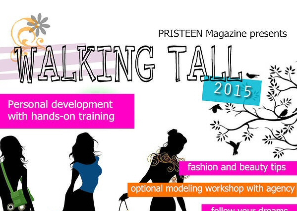 """Walking Tall"" Teaches Girls About Fashion And About Beauty From The Soul"