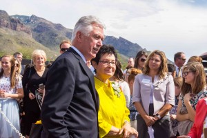 Elder Uchtdorf Presides at Tucson Temple Groundbreaking
