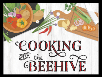 Cooking With The Beehive: Good-for-you Pizza? Look No Further!
