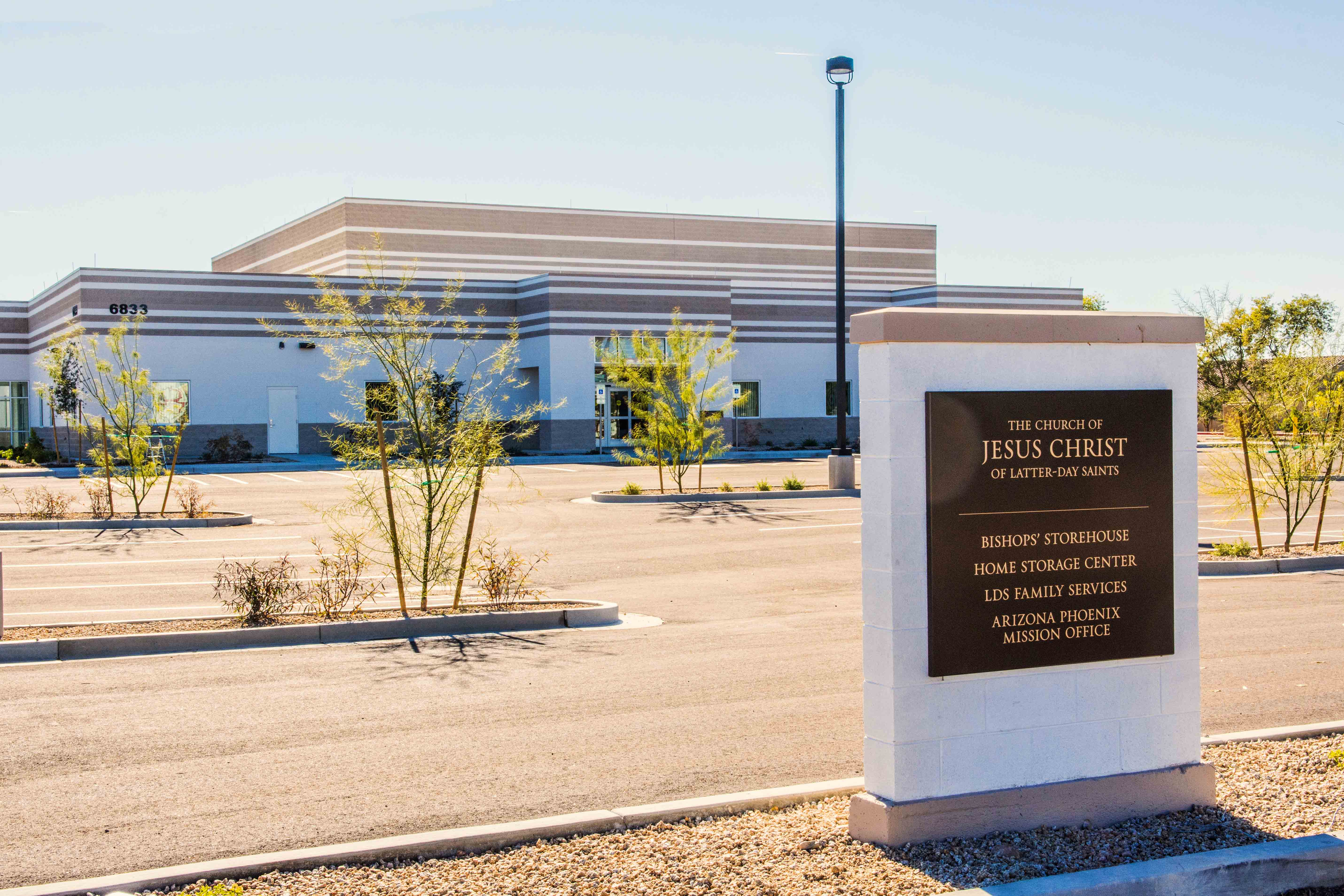 Church Growth Means New Retail, Welfare Complex In West Valley