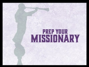 Prep Your Missionary