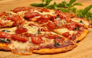 However you slice it, pizza always tops lists of the most popular American foods. Photo courtesy of Flickr.