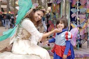 The Annual Arizona Renaissance Festival and Artisan Marketplace serves up family fun each February and March just outside of Apache Junction. Photo courtesy of Arizona Renaissance Festival.