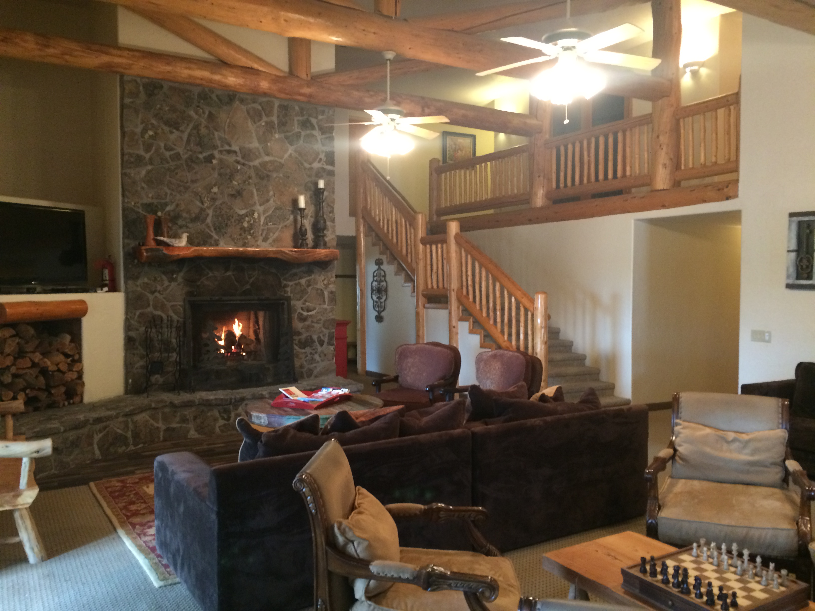 Greer Peaks Lodge: A White Mountain Wonder