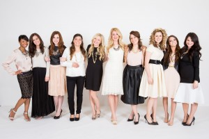 : Several of the writers who contribute regularly to the MyTimeToBlossom.com blog will share their expertise and encouragement as speakers at the Time to Blossom young women's conference this summer. Photo courtesy Time to Blossom