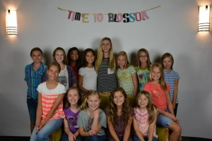 At this summer's Time to Blossom conference, girls aged 11 to 16, will participate in workshops, service projects and activities designed to help them focus on inner and outer beauty, leadership, and on how to apply the Gospel of Jesus Christ. Photo courtesy Time to Blossom