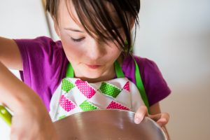 Nine Year Old Aspires To Be On Master Chef, Jr.