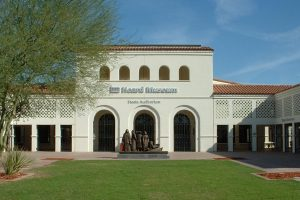 The Heard Museum of Native Cultures and Art at the heart of Phoenix is a living museum that educates visitors about America's many indigenous cultures.  Photo courtesy of Kirs10/Wikimedia Commons.