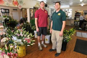 Fourth Generation Florists Continue Family Traditions In Their Business And Church Service
