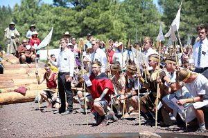 """Moroni's Quest"" Brings Book Of Mormon To Life For Queen Creek Young Men And Women"