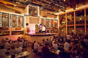 Mesa's Organ Stop Pizza has been a mainstay in area restaurants for decades. Photo by Angela Knutsen.