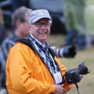 Often seen with a camera in his hand, John Power was known for his ready smile, optimistic nature and his enduring faith in Heavenly Father's plan.  Photo courtesy of the Power family.
