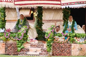 Tongan Royal Family Honors Polynesian Cultural Center