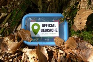 Geocaching combines the thrill of treasure hunting with some of America's most scenic locations.