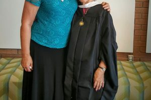 Anna Arnett, 92, Graduates With Her Second Master's Degree And Begins Her Third