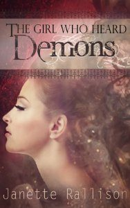 The Girl Who Heard Demons, another award winning book by LDS Author, Janette Rallison.