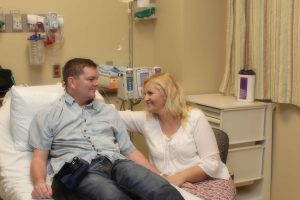 Local Bishop Fighting Cancer Focuses On Service, Little Miracles