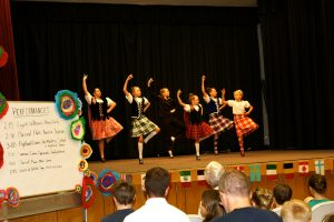 The Maschino School of Highland Dance. Photo by Carri Mason