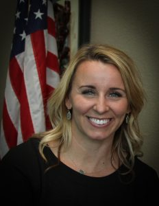 Mayor Jenn Daniels of Gilbert prioritizes education both in her family and in her career. Photo by Robin Finlinson