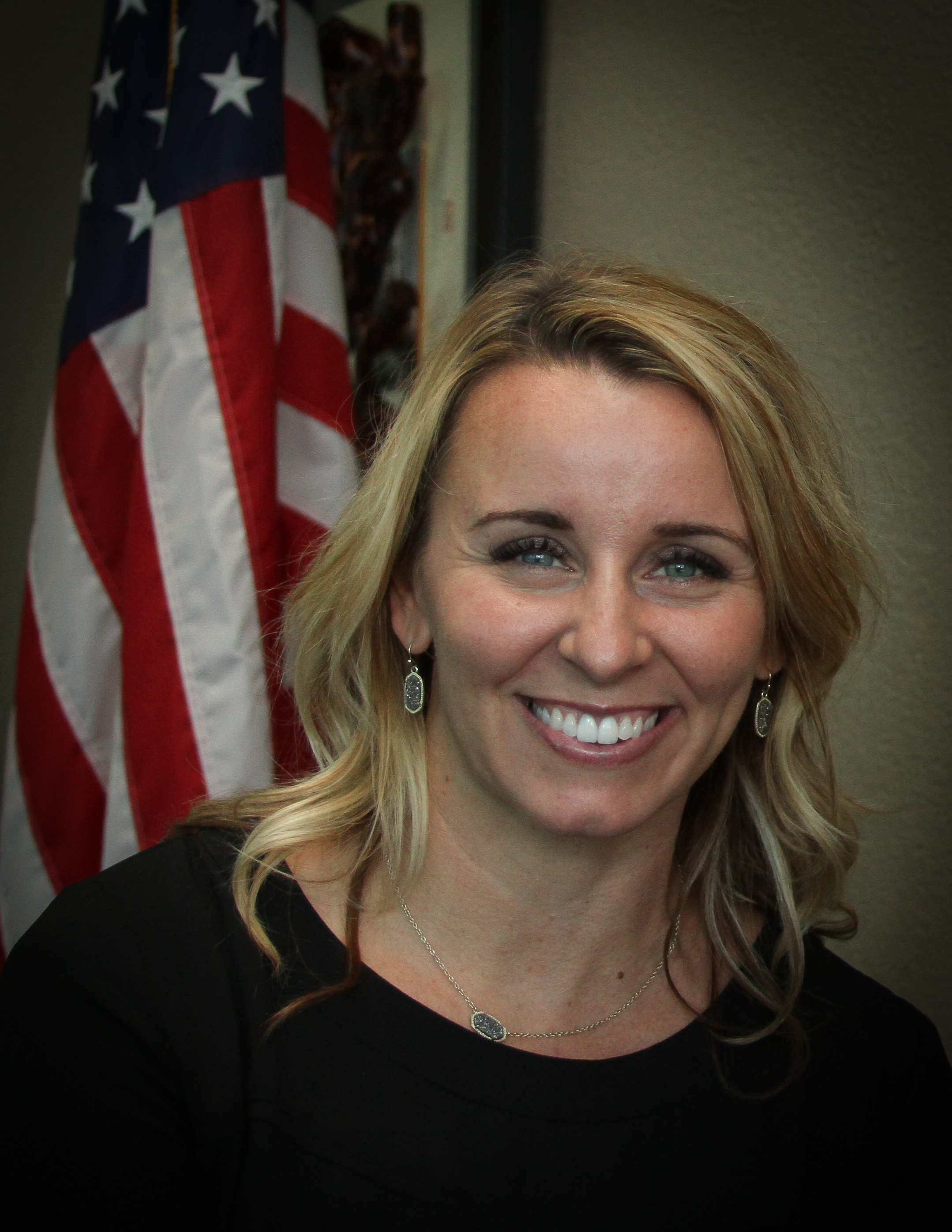 Mayor Jenn Daniels