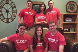 One Family's Plea To Just Stop It And Save A Life
