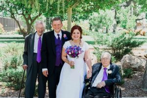 Wedding Of The Century For Mesa Couple